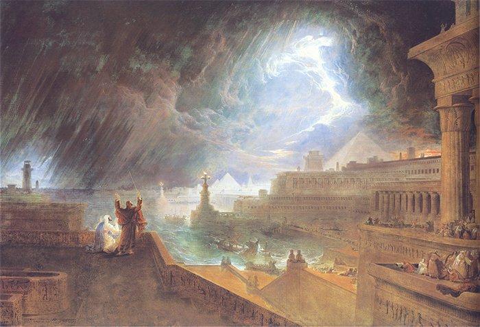 Yahweh against Egypt's Gods (Exodus8-10)