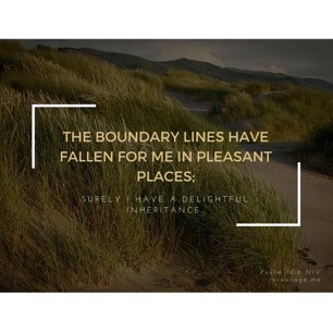 Our Boundary Lines