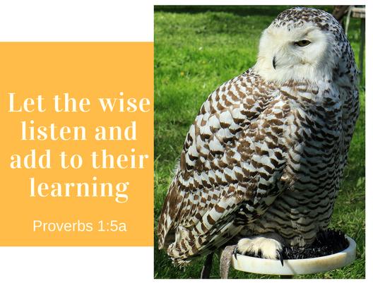 Proverbs 1-5a