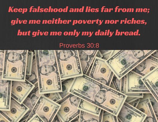 Proverbs 30-8