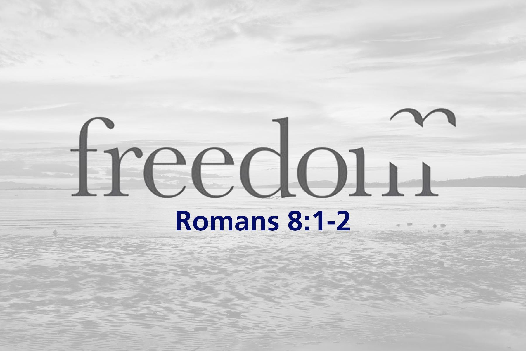 Romans 8-1-2