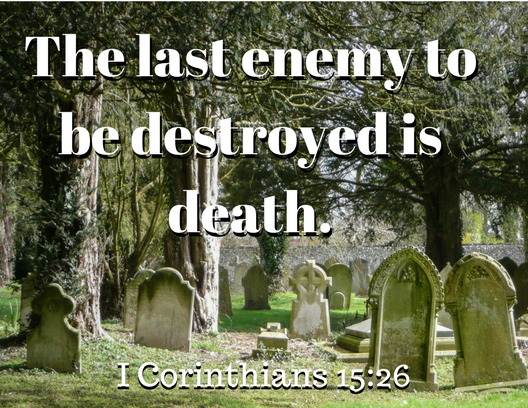 I Corinthians 15-26