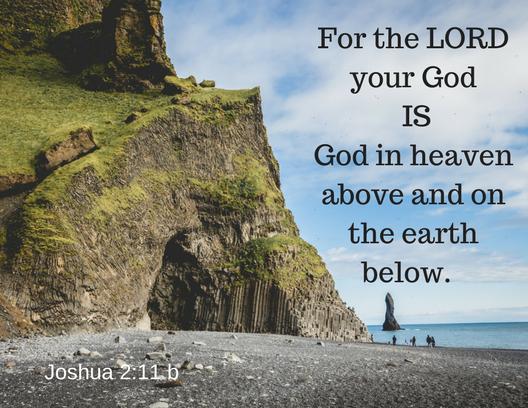 Joshua 2-11 b