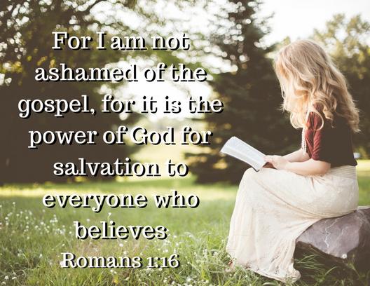 Romans 1-16