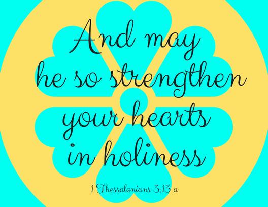 1 Thessalonians 3-13a