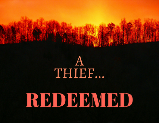 A THIEF redeemed (1)