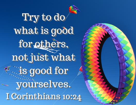 I Corinthians 10-24