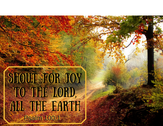 psalm 100 1