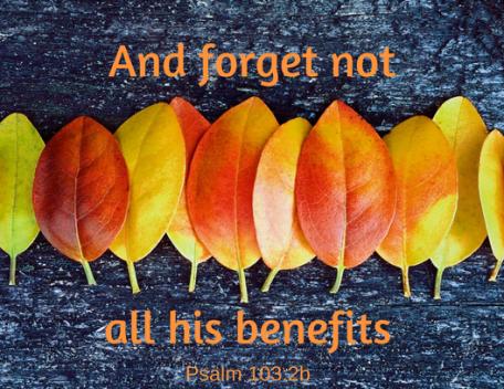 psalm 103 2 b