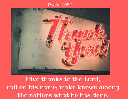 psalm 105-1