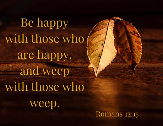Romans 12-15
