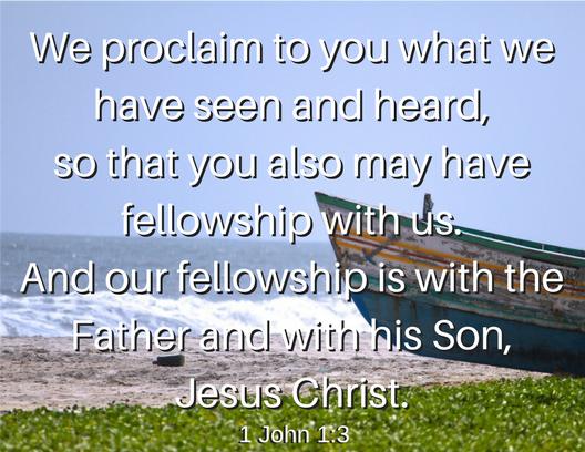 1 John 1 3