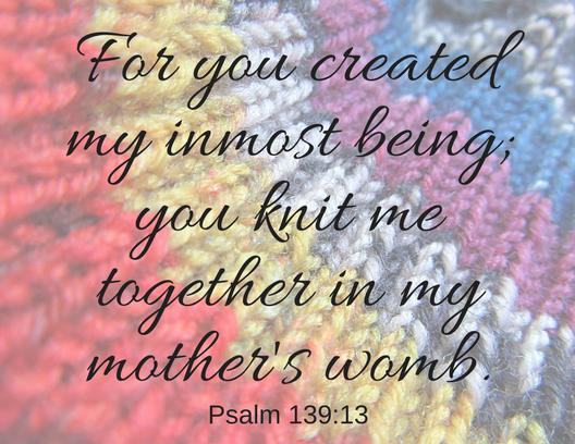 Psalm 139 13