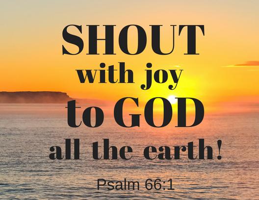 psalm 66 1
