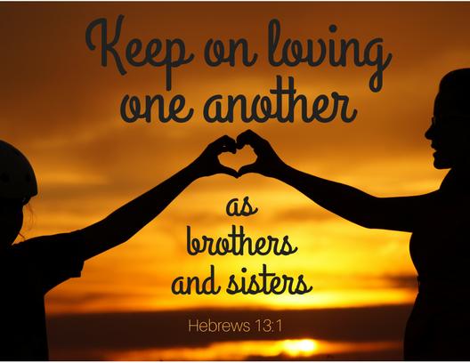 Hebrews 13_1
