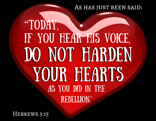 Hebrews 3_15