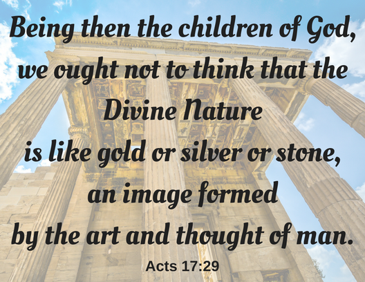 Acts 17 29