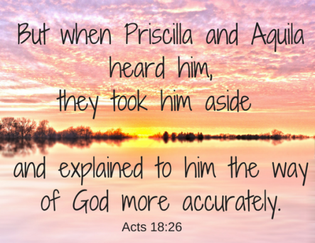 Acts 18 26