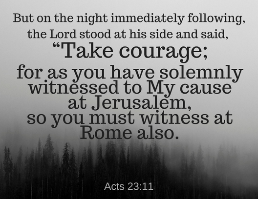 acts 23 11