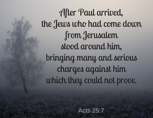 acts 25 7