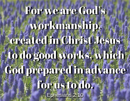 Eph 2 10