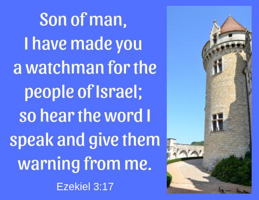 Ezekiel 3 17