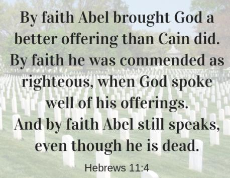 hebrews 11 4