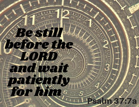 psalm 37 7a