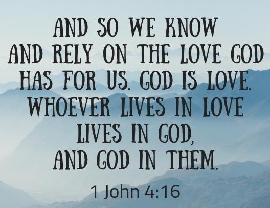 1 John 4_16
