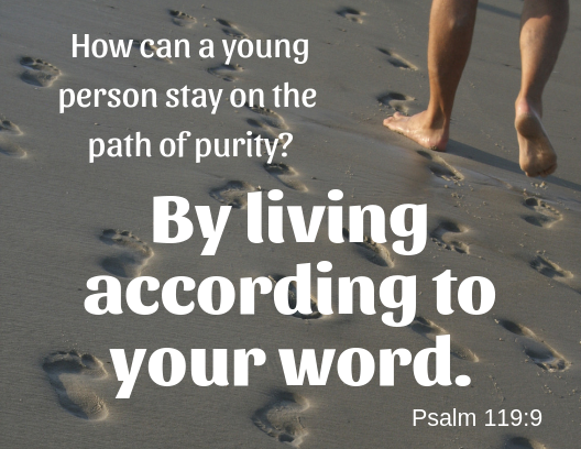 psalm 119 9
