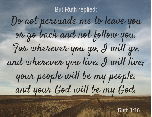 Ruth 1 16