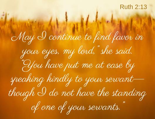 Ruth 2 13
