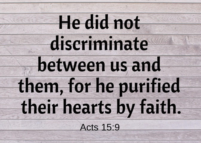 Acts 15 9