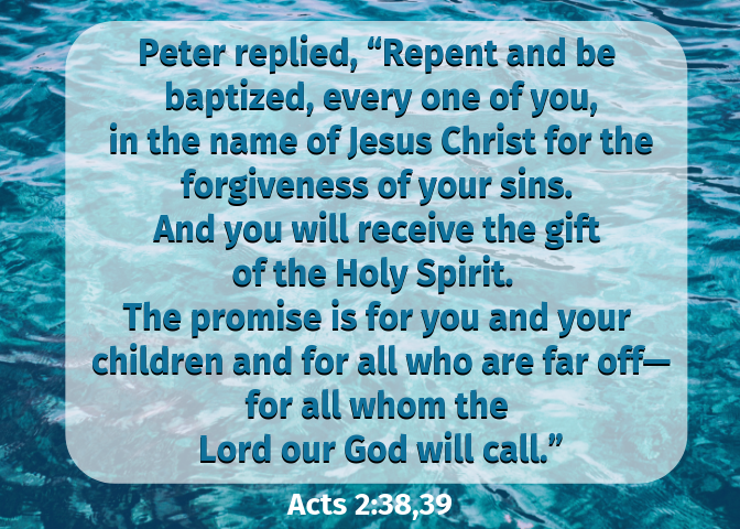 Acts 2 38 39