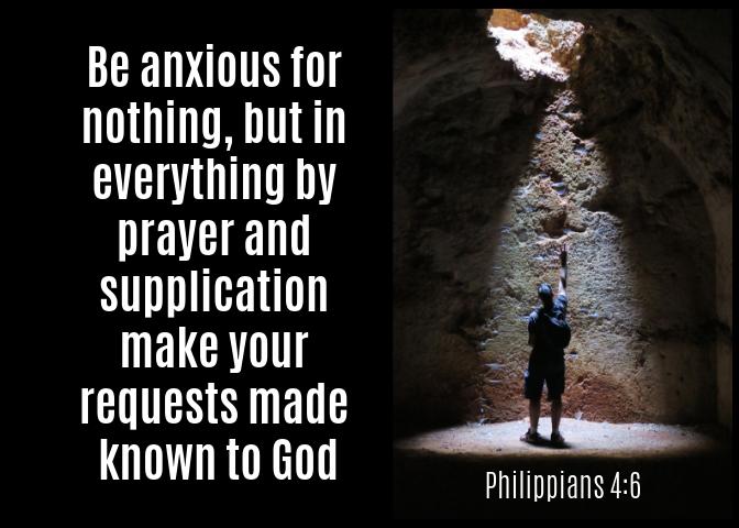 Philippians 4 6