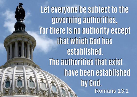 Romans 13 1