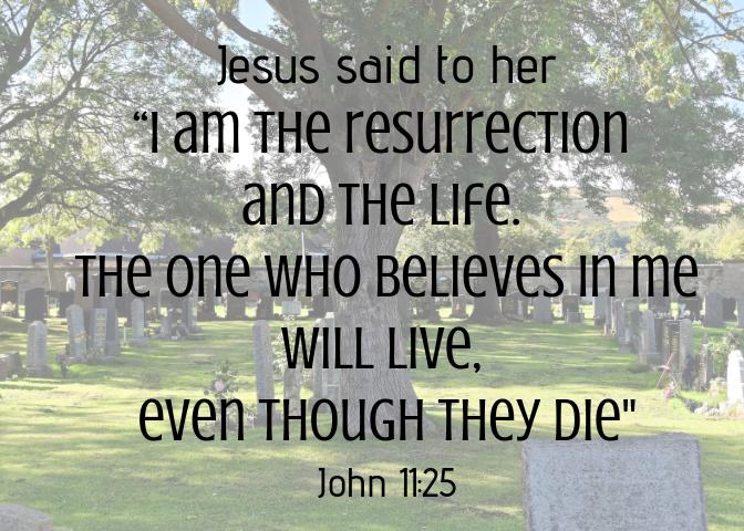 John 11 25