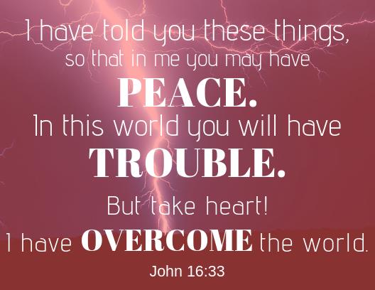 John 16 33