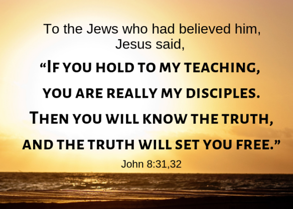 Image result for john 8:31-32