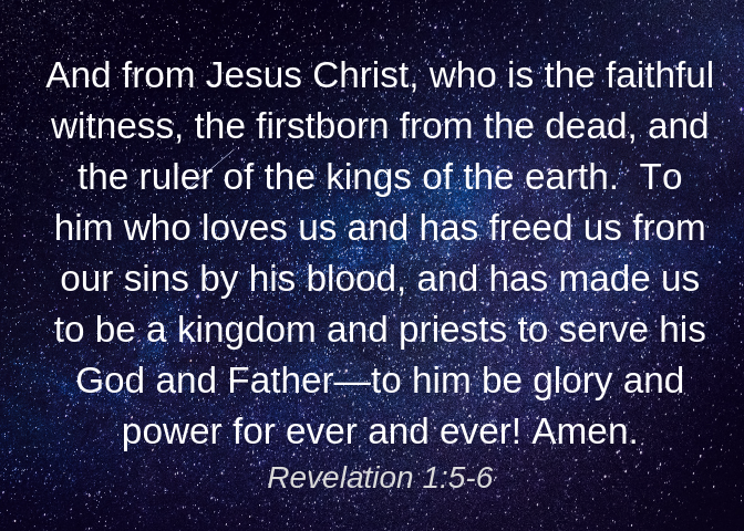 Revelation 1 5 6