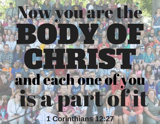 1 Cor 12 27