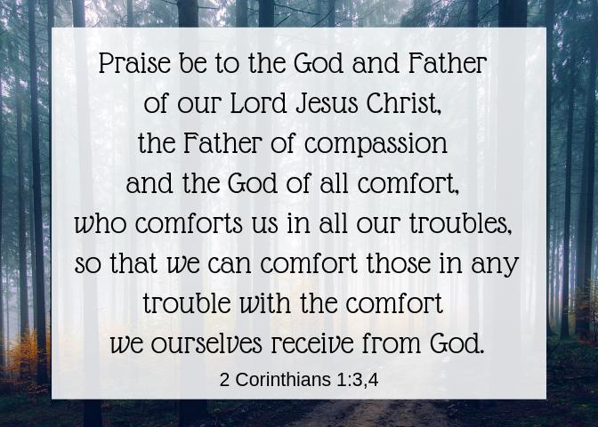 2 Corinthians 1 3 4