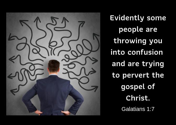 Galatians 1 7
