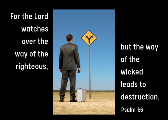 Psalm 1 6