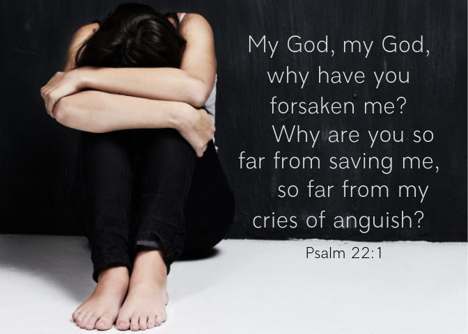 Psalm 22 1