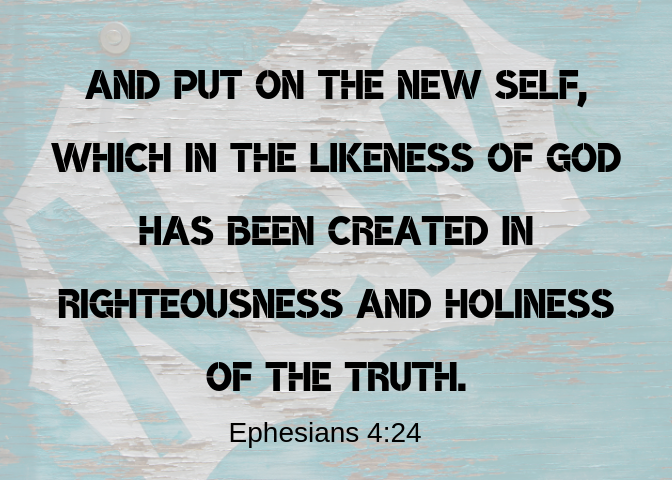 Ephesians 4 24