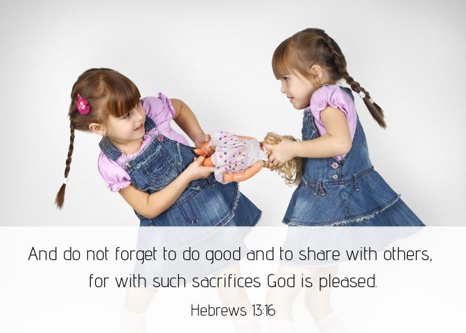 Hebrews 13 16