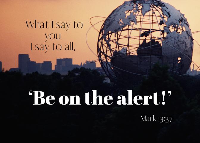Mark 13 37