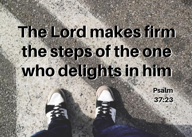 Psalm 37 23