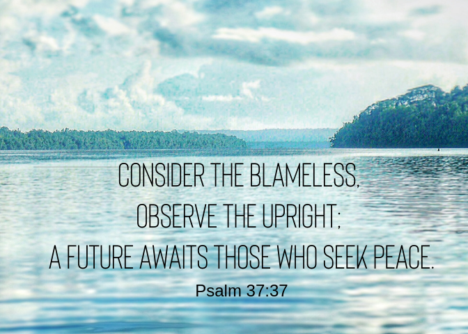 Psalm 37 37